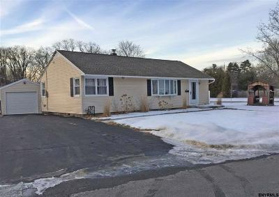 Guilderland Single Family Home For Sale: 2 Chapman Dr