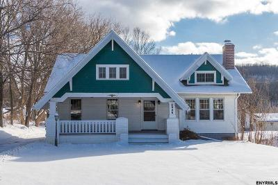 Single Family Home For Sale: 2025 Delaware Turnpike