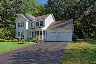 Saratoga County Single Family Home For Sale: 7 Sherman Oaks