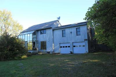 Ancram NY Single Family Home For Sale: $725,000