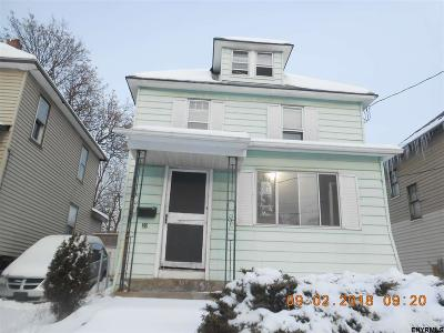 Schenectady Single Family Home For Sale: 20 Princeton St