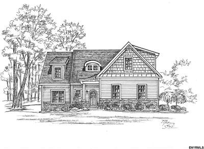 Saratoga Springs NY Single Family Home New: $599,900