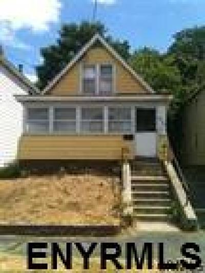 Schenectady Single Family Home For Sale: 1005 Davis Ter