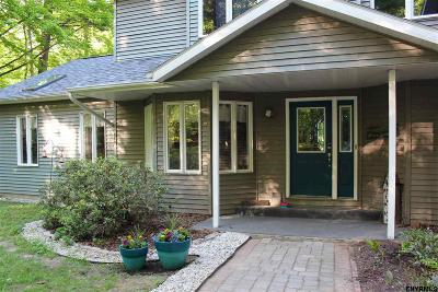 Saratoga County Single Family Home For Sale: 133 Sand Hill Rd