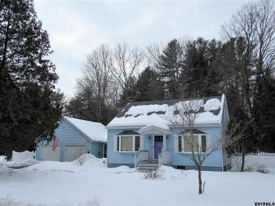 Saratoga County Single Family Home For Sale: 12 Aldrich Rd