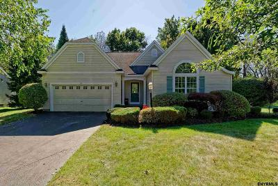Saratoga County Single Family Home For Sale: 30 Mayfield Dr