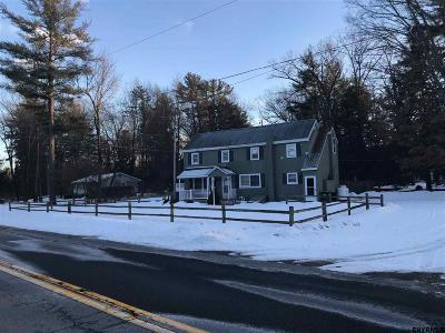 Saratoga County Rental For Rent: 679 Rock City Rd
