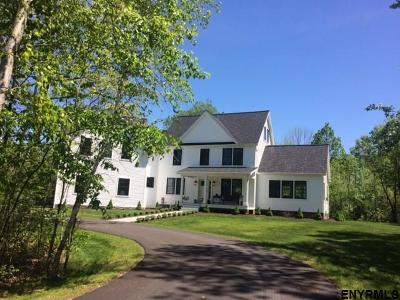 Saratoga County Single Family Home For Sale: 21 Bloomfield Rd