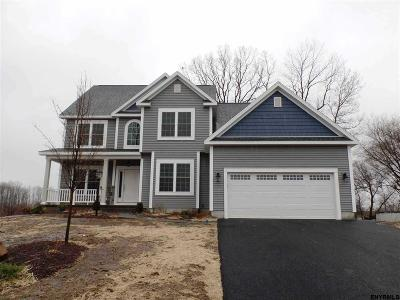 Clifton Park Single Family Home New: 23 Fieldstone Dr