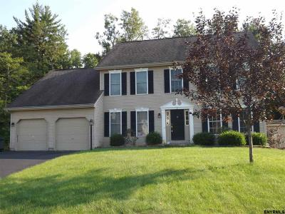 Saratoga County Single Family Home For Sale: 2 Finish Line Ct