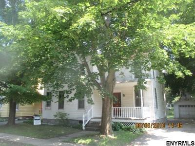 Rensselaer County Single Family Home New: 90 Pleasant Av