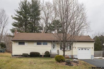 Colonie Single Family Home New: 11 Colleen Dr
