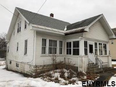 Schenectady County Single Family Home New: 338 Vley Rd