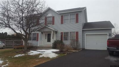 Colonie Single Family Home New: 28 Windrose Way
