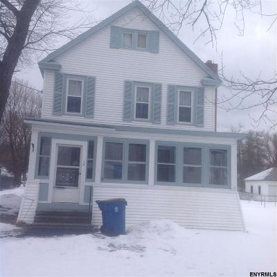 Schenectady County Rental For Rent: 13 Bradt St