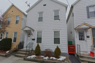 Watervliet Single Family Home Price Change: 207 15th St