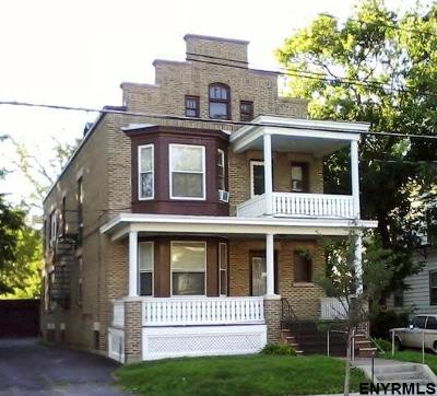 Albany Multi Family Home For Sale: 259 Delaware Av