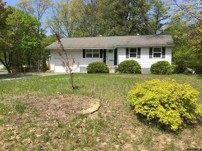 Saratoga Springs NY Single Family Home New: $219,000