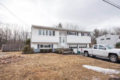 Colonie Single Family Home New: 8 Furlong Dr