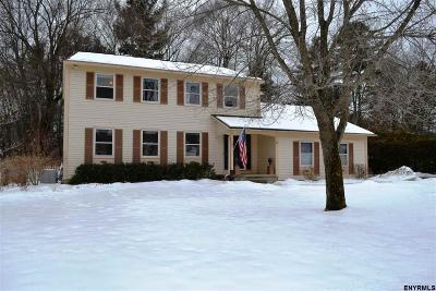 Guilderland Single Family Home Back On Market: 197 Benjamin St