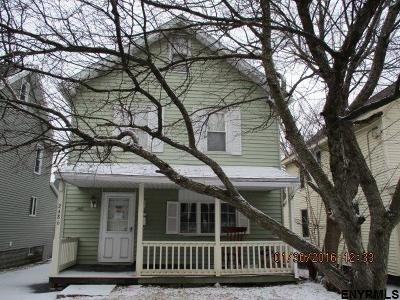 Niskayuna Single Family Home New: 2486 Eastern Pkwy