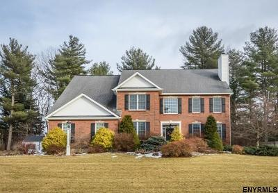 Niskayuna Single Family Home New: 220 Menlo Park Rd