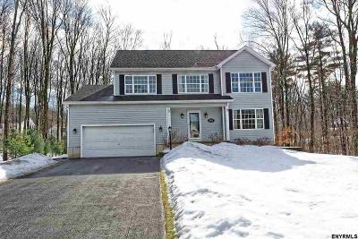 Saratoga County Single Family Home New: 927 Macarthur Dr