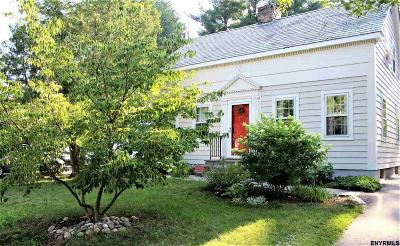 Albany County Single Family Home New: 19 Alden Ct