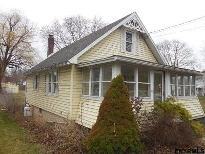 Albany County Single Family Home New: 56 Main St
