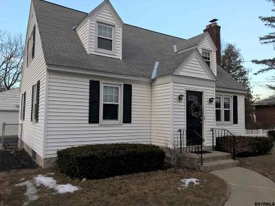 Colonie Single Family Home New: 3 Arthur Rd