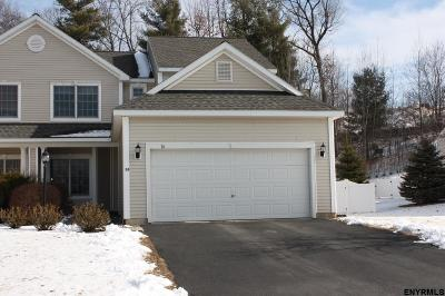 East Greenbush Single Family Home For Sale: 16 Rockrose Dr
