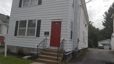 Saratoga County Rental For Rent: 37 Round Lake Av