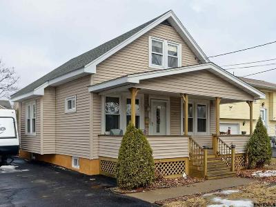Schenectady County Single Family Home New: 752 Florence Av