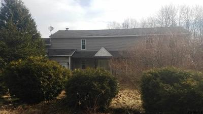 Rensselaer County Single Family Home New: 20 Calvin Cole Rd
