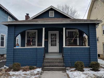 Albany NY Single Family Home New: $144,900