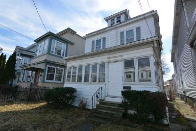 Albany NY Single Family Home New: $82,000