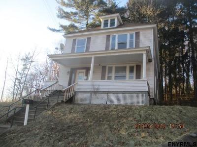 Amsterdam Single Family Home For Sale: 12 The Mall