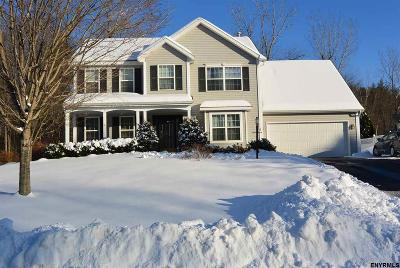 Ballston Spa Single Family Home For Sale: 4 Century Dr