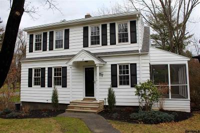 Single Family Home For Sale: 8 Maple Ter