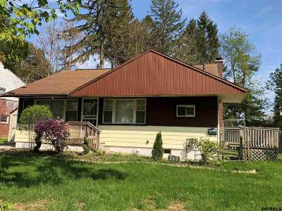 Albany NY Single Family Home New: $170,000