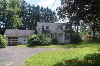 Bethlehem Single Family Home For Sale: 278 Schoolhouse Rd