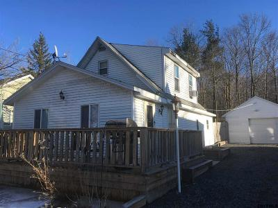 Duanesburg Single Family Home For Sale: 312 Spring Rd