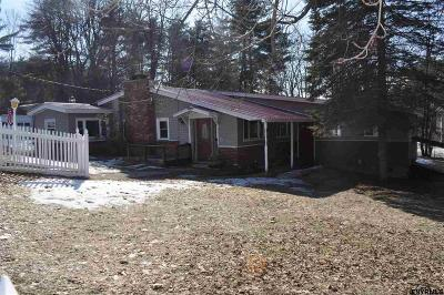 Lake George, Bolton Single Family Home For Sale: 369 Bloody Pond Rd