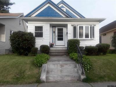 Troy Single Family Home For Sale: 396 7th Av