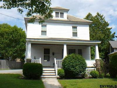 South Glens Falls Single Family Home For Sale: 197 Main St