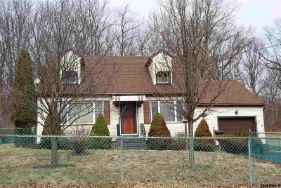 Saratoga County Single Family Home For Sale: 19 Jay St
