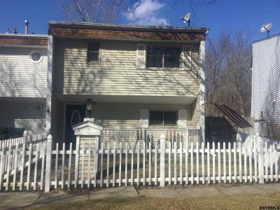 Saratoga County Single Family Home For Sale: 5 Tenandaho La
