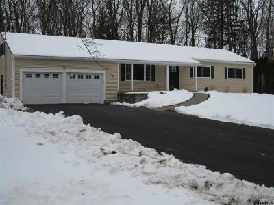 Clifton Park Single Family Home Price Change: 53 Woodstead Rd