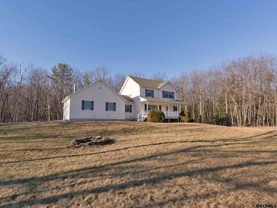Rotterdam Single Family Home For Sale: 3036 Putnam Rd
