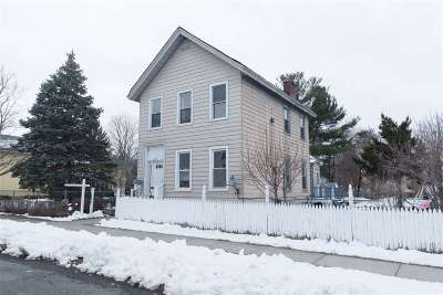 Watervliet Single Family Home For Sale: 1017 23rd St